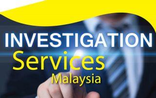 private Investigation Malaysia